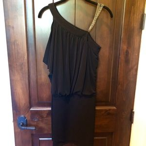 Laundry by Shelli Segal Black Dress
